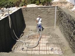 Grupo happy pool construcci n de piscinas y gunitados - Piscina de arena de hormigon gunitado ...